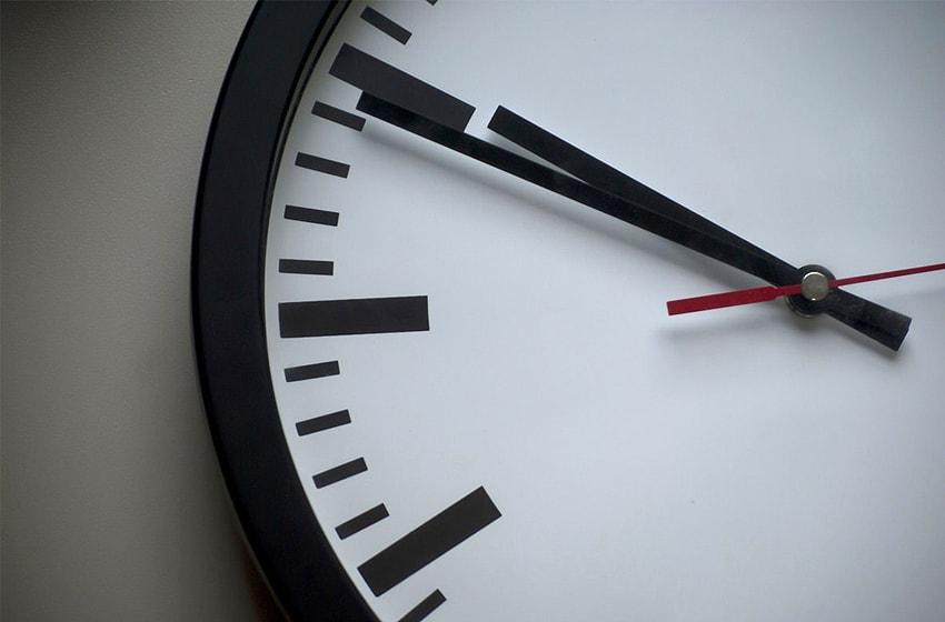 fix a regular sleep schedule