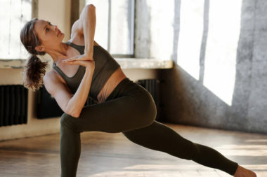 how to do yoga at home for beginners