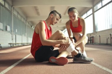 nutrients for sports injuries