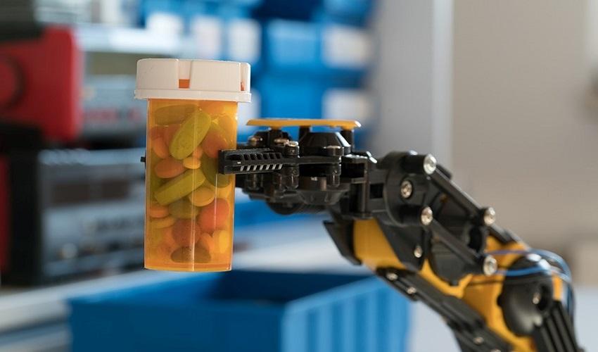 technology in pharmacies