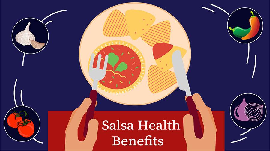 health benefits of salsa