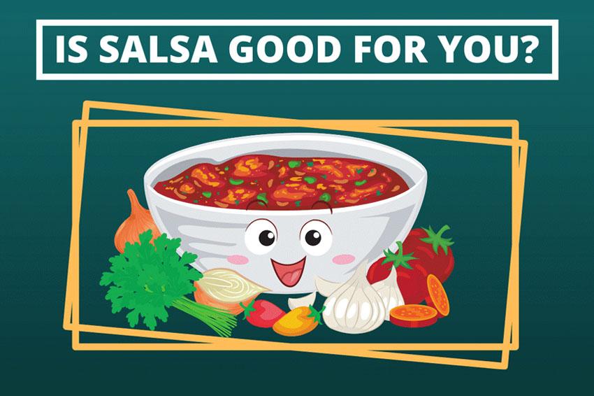 salsa health benefits