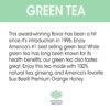Arizona Green Tea benefits