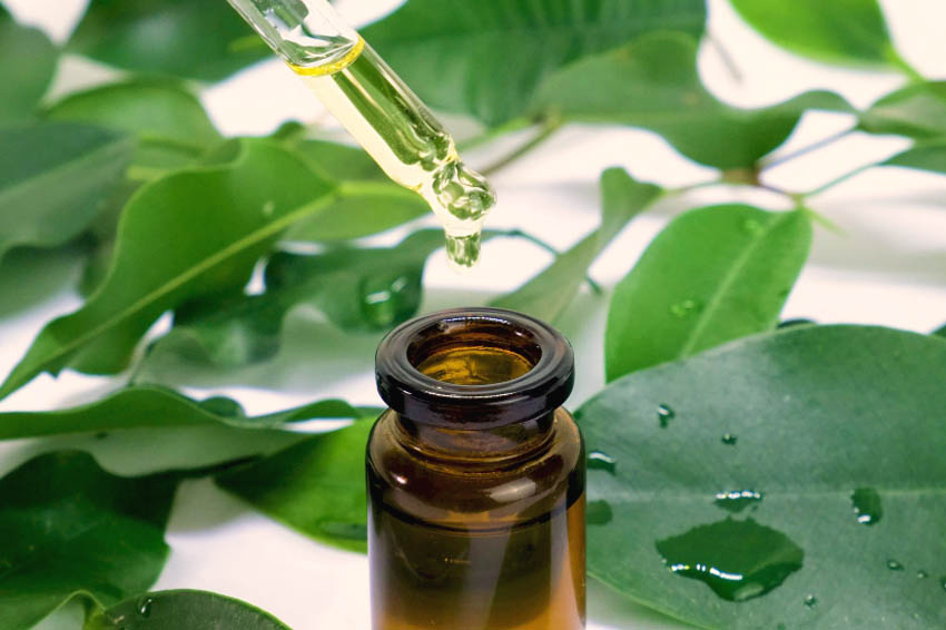 using essential oils for various symptoms