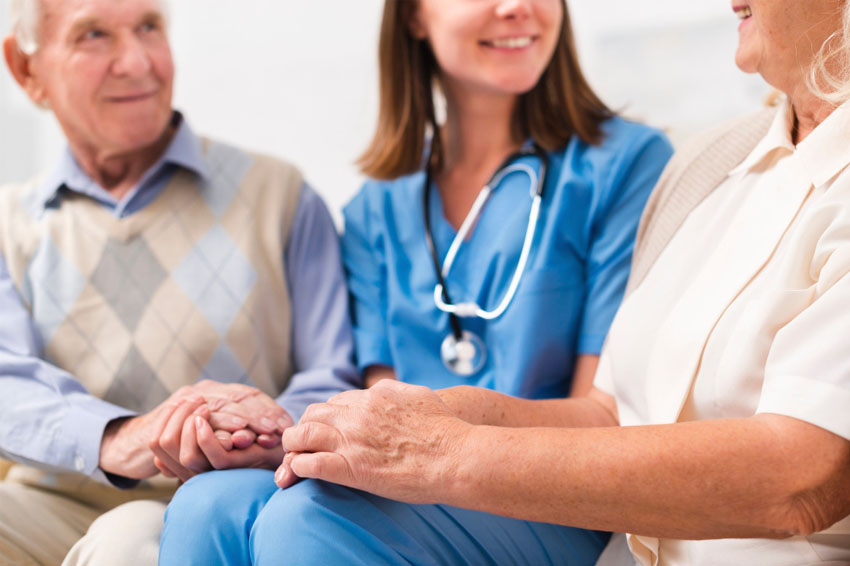 choosing to live in assisted living