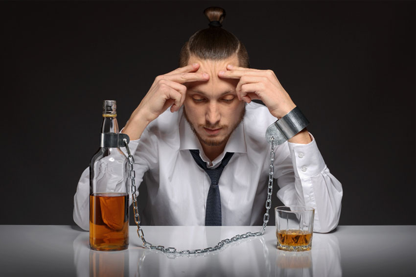 manage alcohol withdrawal symptoms and cravings